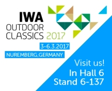 "EDCX (FIBEX) on ""IWA OutdoorClassics 2017"""