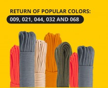 The return of 5 popular colors
