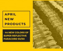 April New Products