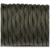 Paracord Type IV 750, black forest #309