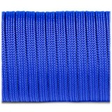 Coreless Paracord, blue #001
