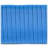 Coreless Paracord, ocean blue #337