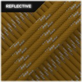 Paracord reflective, Coyote brown #R012