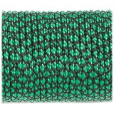 Minicord (2.2 mm), emerald green snake #265-275