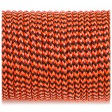 Minicord (2.2 mm), orange black wave #377-2