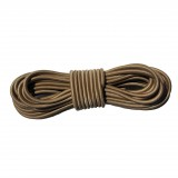 Shock Cord (4,2 mm), coyote brown #s012-4,2