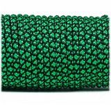 Paracord Type II 425, emerald green snake #265