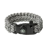"Bracelet ""Cobra"" survival, Arctic grey"