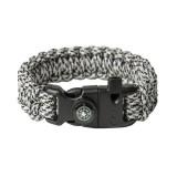 "Bracelet ""Cobra"" survival, Arctic grey"