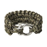 "Quick unravel bracelet ""Loops"", Veteran"