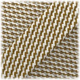 Paracord Type III 550, Coyote brown White Twist #185