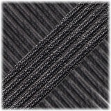 Paracord Type III 550, Fashion black #016