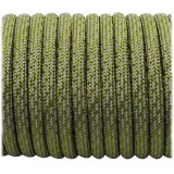 Super reflective paracord 50/50 , Moss Matrix #331