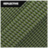 Super reflective paracord 50/50, Moss Wave #RW331