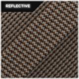Super reflective paracord 50/50, Chocolate Wave #RW178