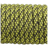 Super reflective paracord 50/50, Yellow Matrix Rainbow #019