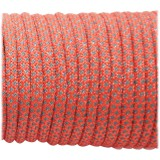 Paracord reflective, Sofit Orange Snake #345 50/50