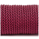 Paracord Type III 550, sofit pink snake #084
