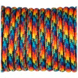 Paracord Type III 550, Rainbow #425