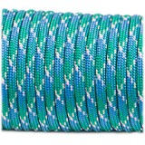 Paracord Type III 550, ocean green camo #339