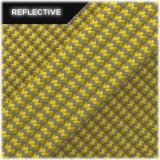 Super reflective paracord 50/50, Limon Wave #RW219