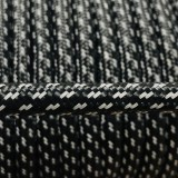 PPM Cord, Reflective Black - 10mm.