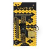 Survival Kit EDCX , Coyote Brown