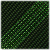 Microcord (1.4 mm), Neon black #017-175