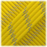 Reflective Paracord Type III 550 (PES) #0246 yellow