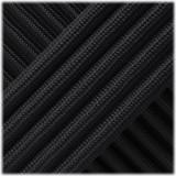 Nylon cord 8mm, Black #016