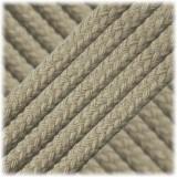 Braided Cotton Rope - 8 mm white