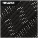 Paracord reflective, Black carbon #R407