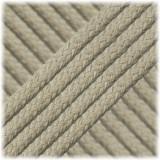 Braided Cotton Rope - 5 mm white