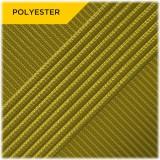Minicord (PES) (2.2 mm), Bright yellow #0246-275