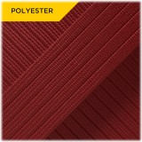 Coreless Paracord (PES) - Red #6008