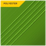 Microcord PES (1.2 mm), Neon green #6127-175