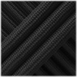 Nylon cord 12mm - Black carbon #407