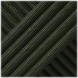 Nylon cord 8mm, Dark Khaki #009