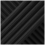 Nylon cord 8mm, Black carbon #407