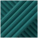 Nylon cord 8mm, Neon turquoise #034