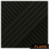 Flame cord, Dark army green #011-F