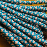 Paracord Type II 425, Tan turquoise snake #704-425