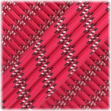 Paracord Type III 550 Pink soldier №1 #501