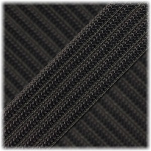Paracord Type III 550, black #016