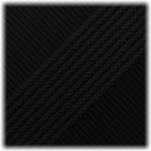 Minicord (2.2 mm), black #016-2