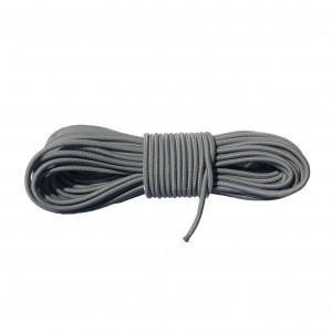 Shock Cord (3.6 mm), dark grey #s030-3.6