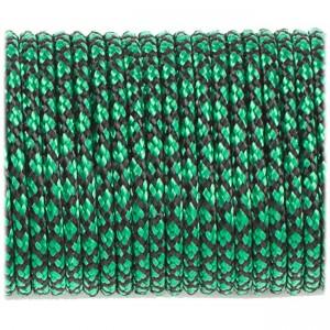 Minicord (2.2 mm), emerald green snake #265-275