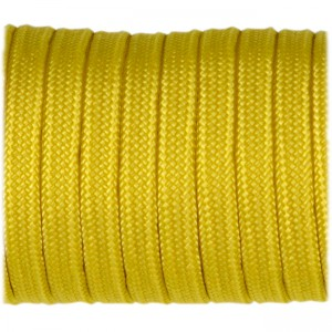 Coreless Paracord, yellow #019
