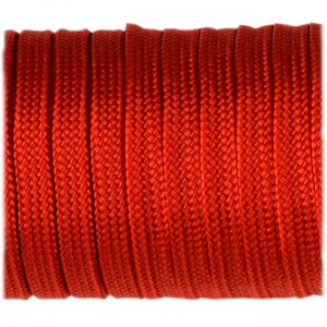 Coreless Paracord, red #021