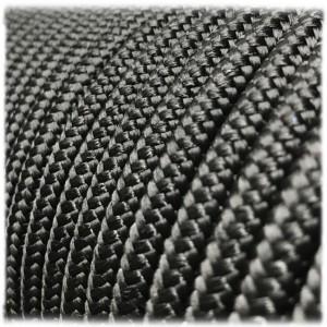 Black PPM Cord - 6mm.